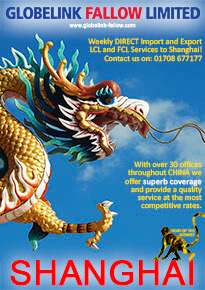 Direct Import Export LCL FCL Services to Shanghai!