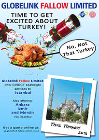 Time To Get Excited About Turkey!