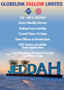 Direct Weekly Service to Jeddah!
